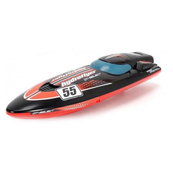 Купить Радиоуправляемая лодка Dickie 48 см - красная в интернет магазине игрушек и детских товаров
