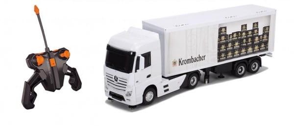Купить Радиоуправляемый грузовик Dickie Мерседес Mercedes - 49 см в интернет магазине игрушек и детских товаров