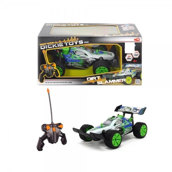Купить Радиоуправляемая машина Dickie Багги 26 см 1:16 в интернет магазине игрушек и детских товаров