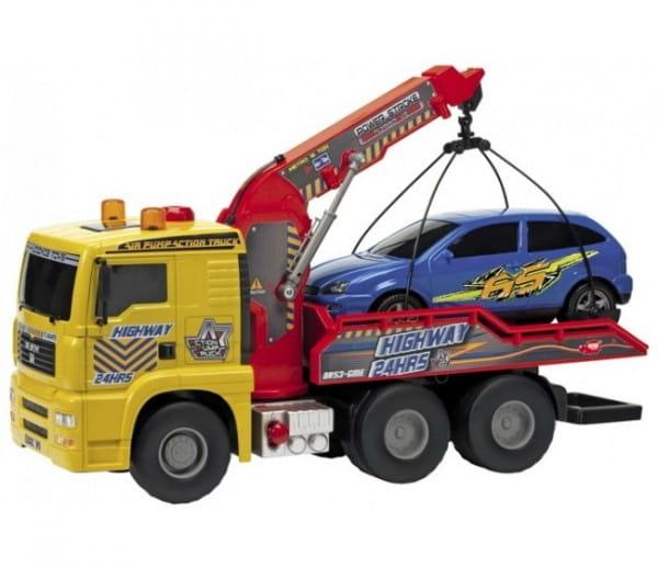 Игровой набор Dickie Эвакуатор с машинкой AirPump