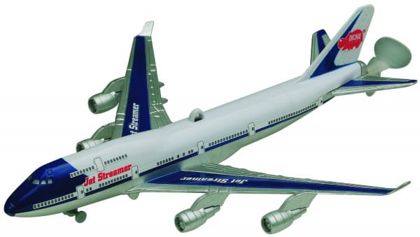 Самолет Dickie подвесной - 25 см