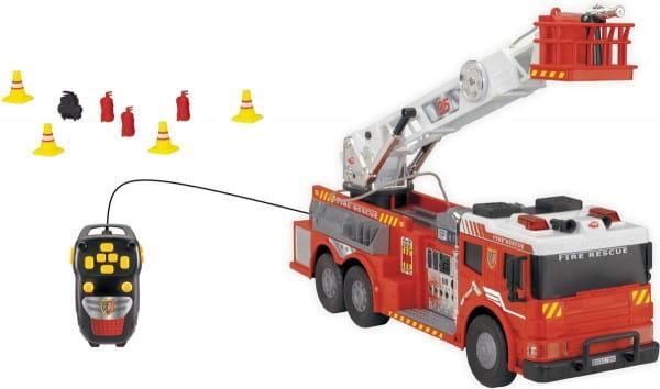 Купить Пожарная машина Dickie с дистанционным управлением - 62 см в интернет магазине игрушек и детских товаров