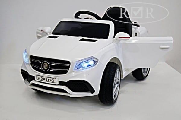 Купить Электромобиль River Toys Mercedes O008OO (с дистанционным управлением) в интернет магазине игрушек и детских товаров