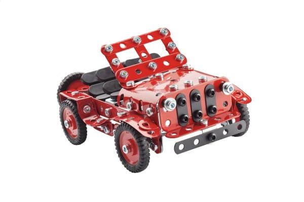 Купить Конструктор Meccano Tintin Джип 4х4 в интернет магазине игрушек и детских товаров