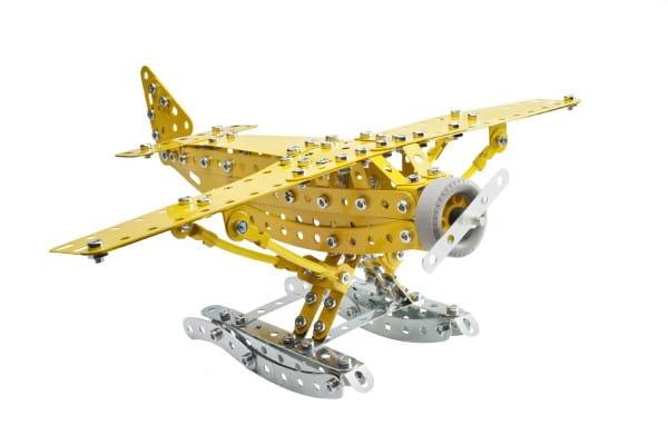 Купить Конструктор Meccano Tintin Гидросамолет в интернет магазине игрушек и детских товаров