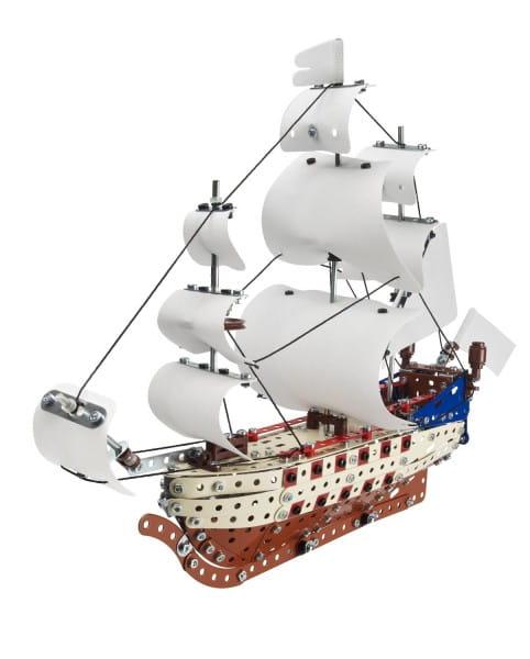Купить Конструктор Meccano Tintin Корабль Единорог в интернет магазине игрушек и детских товаров