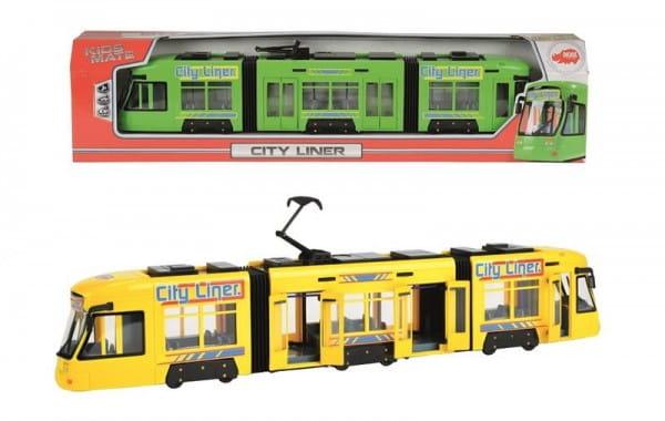 Городской трамвай Dickie - 46 см