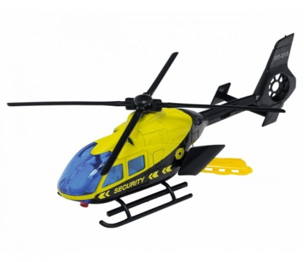 Служебный вертолет Dickie - 24 см