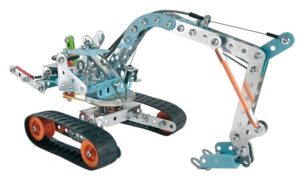 Купить Конструктор Meccano Multimodels Грузоподъемный кран - 15 моделей в интернет магазине игрушек и детских товаров