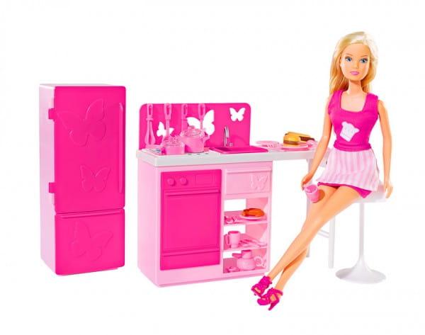 Кукла Steffi Штеффи на кухне (Simba)