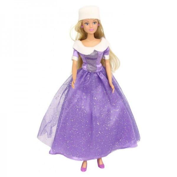 Кукла Steffi Штеффи в блестящем зимнем наряде (Simba)