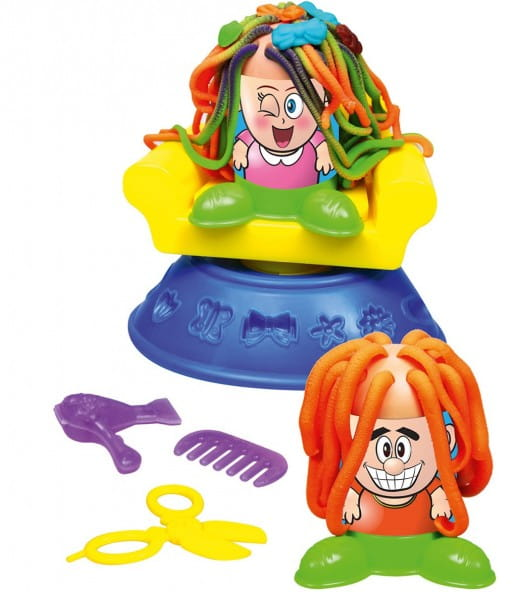 Набор для лепки Simba 6329730 Парикмахерская
