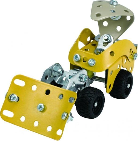 Купить Конструктор Meccano Design Бульдозер в интернет магазине игрушек и детских товаров
