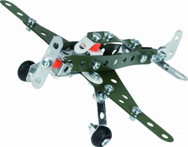 Купить Конструктор Meccano Design Самолет в интернет магазине игрушек и детских товаров