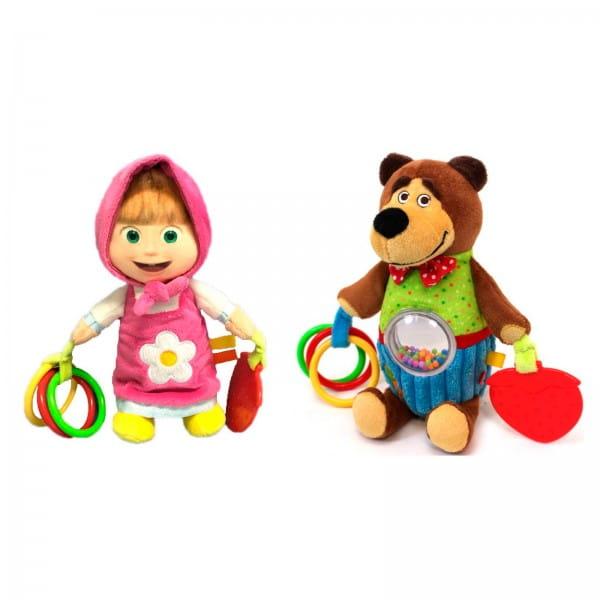 Погремушка Simba 9300817 Маша и Медведь