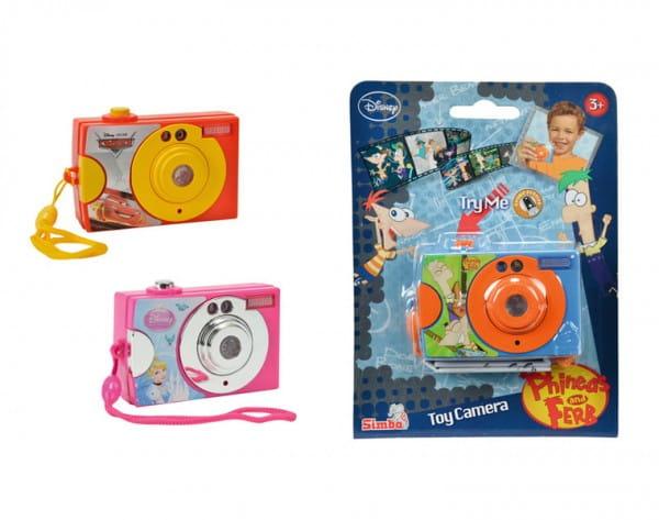 Развивающая игрушка Simba 9448481 Фотокамера Герои Диснея