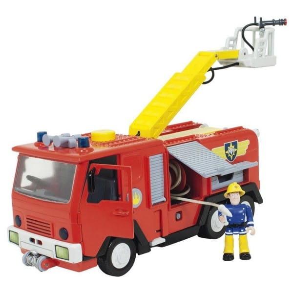 Игровой набор Fireman Sam Пожарный Сэм Пожарная машина (Simba)