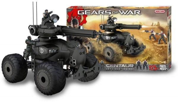 Купить Конструктор Meccano Gears of war Танк в интернет магазине игрушек и детских товаров