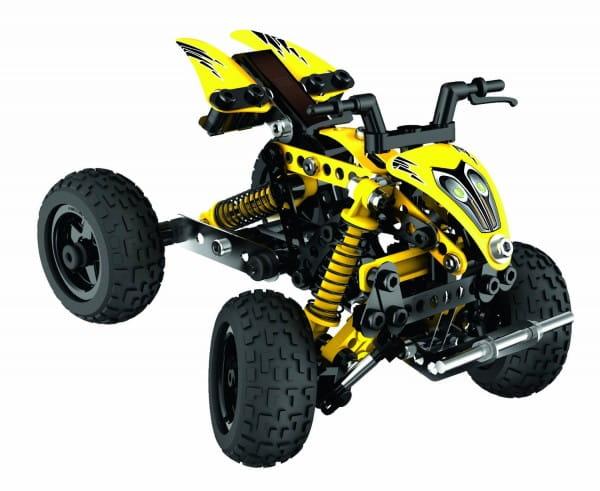Купить Конструктор Meccano Evolution Квадроцикл - 2 модели в интернет магазине игрушек и детских товаров