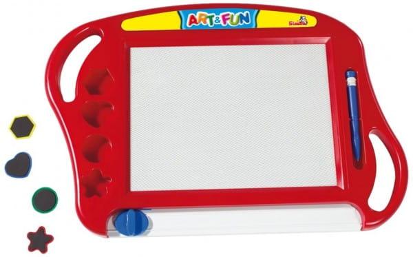 Купить Магнитная доска для рисования Simba - 45 см в интернет магазине игрушек и детских товаров