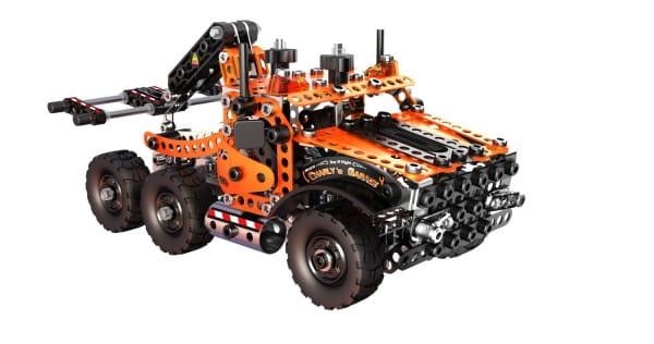 Купить Конструктор Meccano Evolution Эвакуатор - 2 модели в интернет магазине игрушек и детских товаров