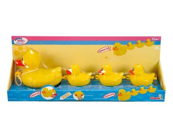 Развивающая игрушка Simba Уточки для купания