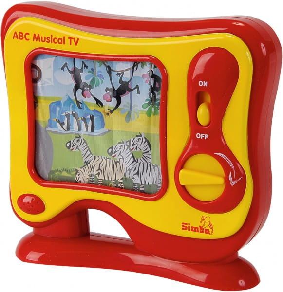 Развивающая игрушка Simba Музыкальный телевизор