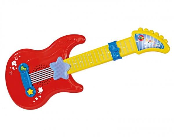 Музыкальная гитара Simba (на батарейках)