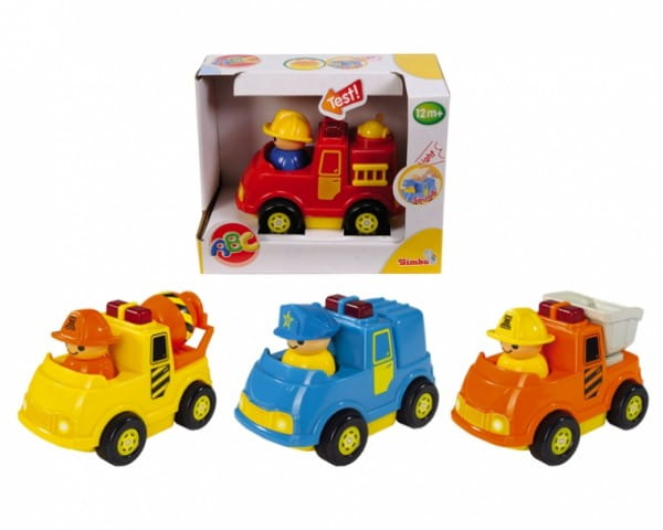 Мини-машинка Simba 4019623 - 14 см