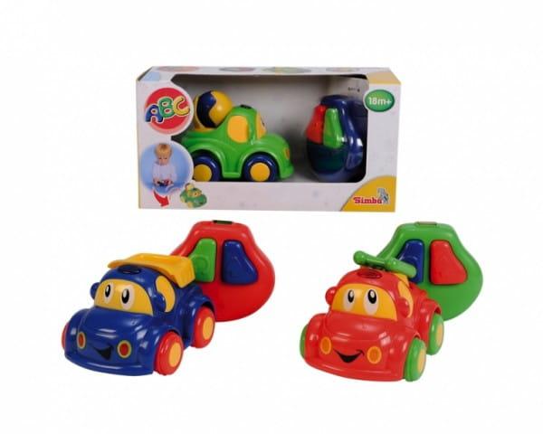Машинка Simba 4014726 с пультом - 11 см