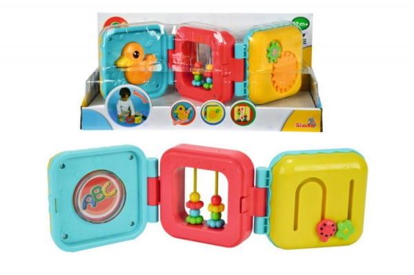 Развивающая игрушка Simba Кубик трансформер