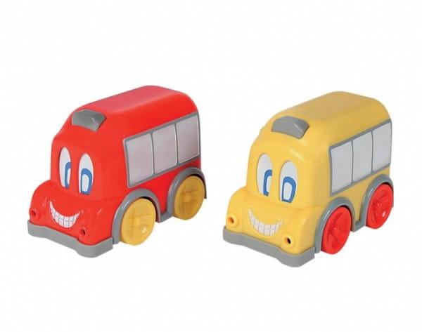 Развивающая игрушка Simba Автобус с движущимися глазами
