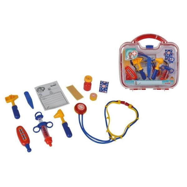 Купить Набор доктора Simba Докторские инструменты в интернет магазине игрушек и детских товаров