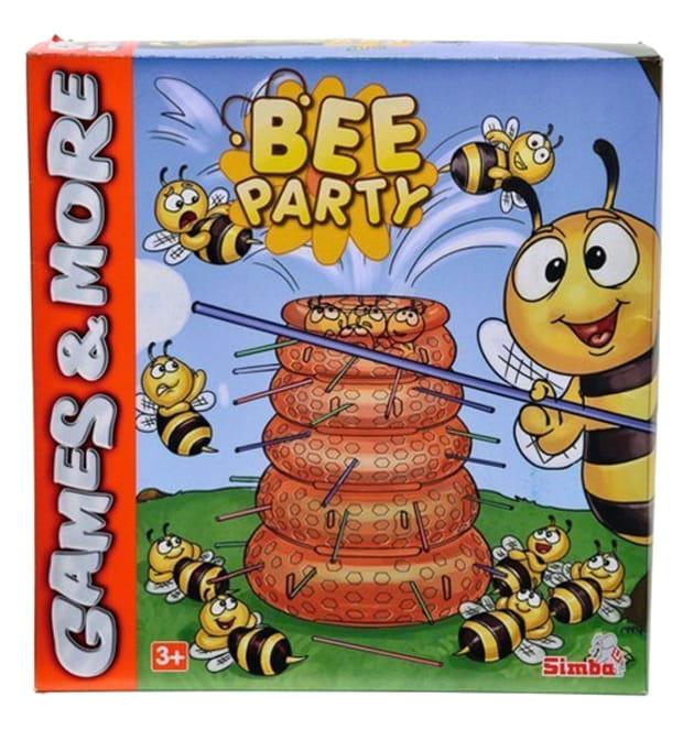 Настольная игра Simba 6060368 Пчелы