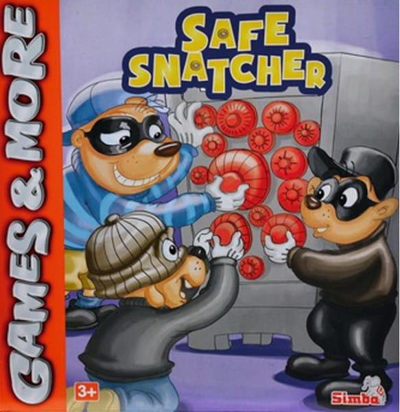 Настольная игра Simba 6060407 Грабители сейфов