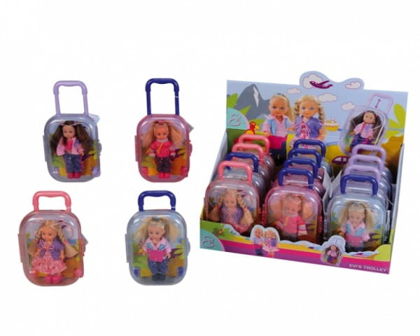 Игровой набор Evi Еви в чемоданчике (Simba)