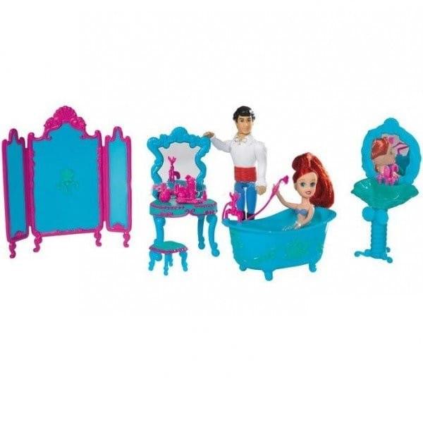 Игровой набор Simba Мини-Ариэль с принцем