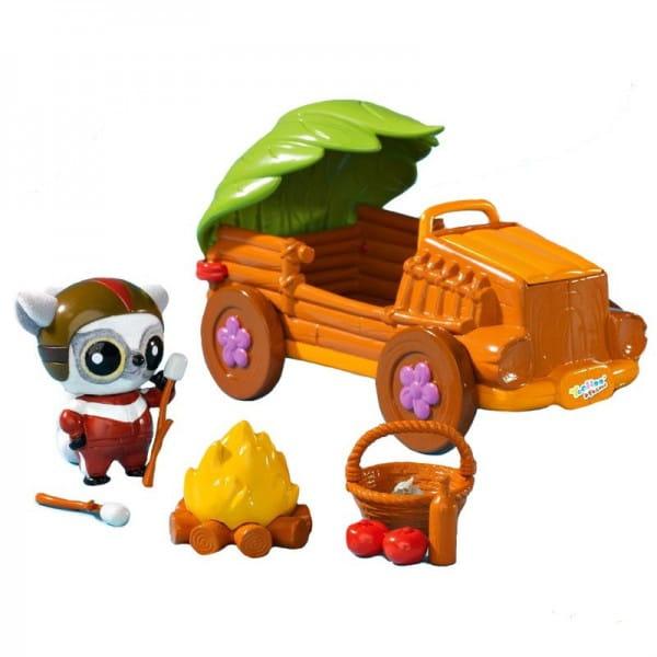 Игровой набор YooHoo and Friends Машинка (SIMBA)