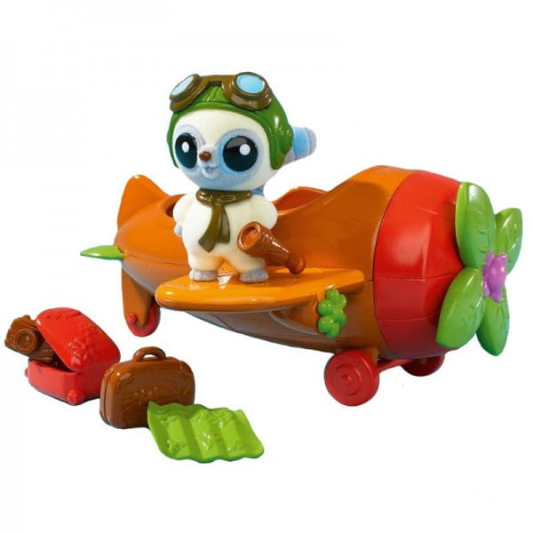 Игровой набор YooHoo and Friends Самолет (SIMBA)