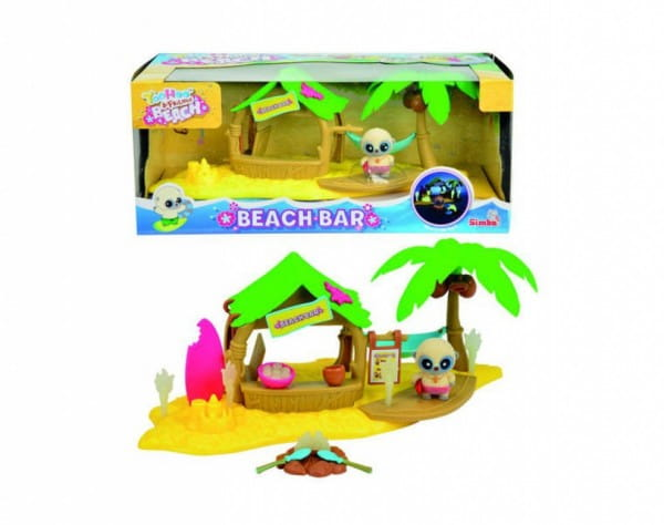 Игровой набор YooHoo and Friends Beach (Simba)
