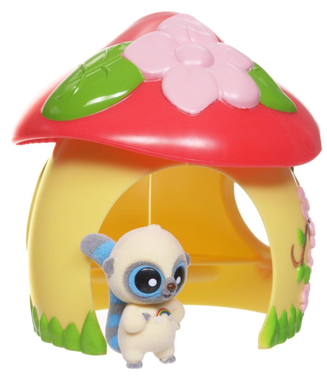Игровой набор YooHoo and Friends Домик-грибок (SIMBA)