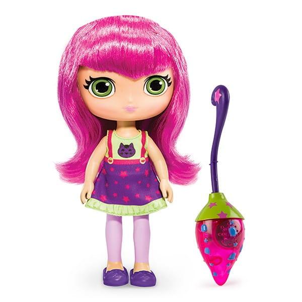 Кукла LITTLE CHARMERS Хэйзл Hazel с метлой - 20 см (Spin Master)