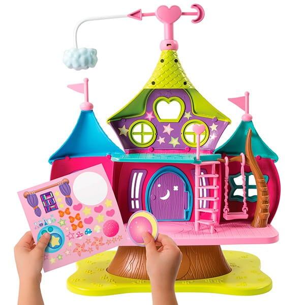 Игровой набор Little Charmers Дом волшебниц с фигуркой Хэйзл Hazel (Spin Master)