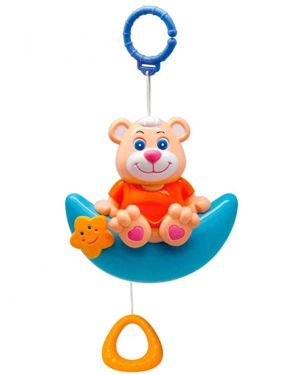 Музыкальная подвеска Maman Медвежонок RM-25