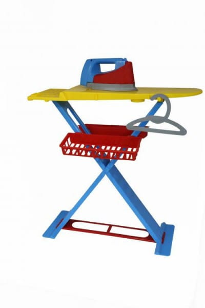 Купить Игровой набор Coloma Y Pastor Утюжок 2 в 1 (в коробке) в интернет магазине игрушек и детских товаров