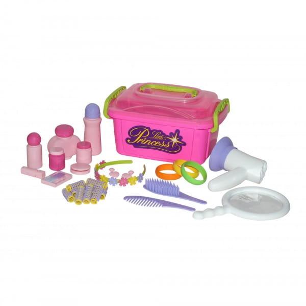 Игровой набор Полесье 53497_PLS Маленькая принцесса №7 (в контейнере)