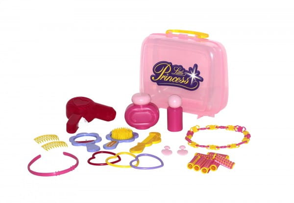 Игровой набор Полесье 47304_PLS Маленькая принцесса №1 (в чемоданчике)