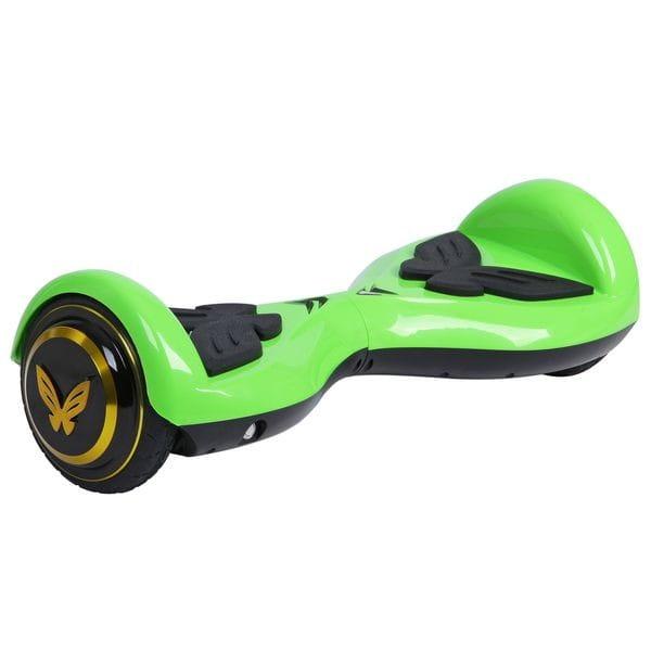 Купить Гироскутер Smart Kids - 4,5 дюйма (зеленый) в интернет магазине игрушек и детских товаров