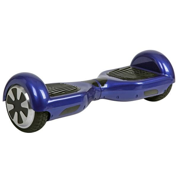 Купить Гироскутер с Bluetooth колонками Smart - 6,5 дюймов (синий) в интернет магазине игрушек и детских товаров