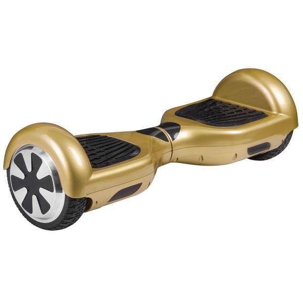 Купить Гироскутер с Bluetooth колонками Smart - 6,5 дюймов (золотой) в интернет магазине игрушек и детских товаров